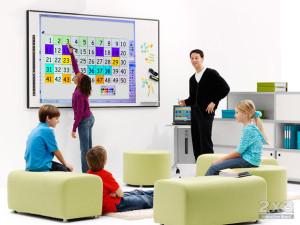 projektory interaktywne